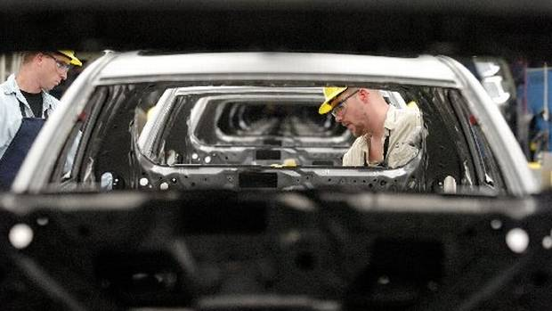 Toyota Unifor Spar Over Union S Attempt To Organize Ontario Plants The Globe And Mail
