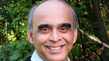 Rajendra Kale says he is proud of the editorials he wrote as interim editor of the Canadian Medical Association Journal, and of the public interest they generated. (The Canadian Press)