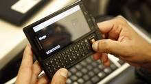 Android Phone software (Tony Avelar/AP)