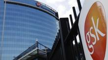 The GlaxoSmithKline building is pictured in Hounslow, west London June 18, 2013. (Luke MacGregor/Reuters)