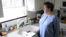 Thelma Ogden, a John Hancock customer in Portland, Ore., had a dispute with the insurer over a temporary stay in a hospital last summer. (GREG WAHL-STEPHENS/Associated Press)