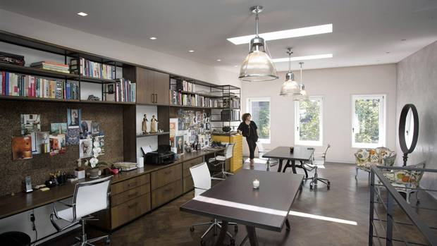 How To Craft A New Home Office Like Jewellery Designer Ippolita Rostagno The Globe And Mail