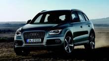 2013 Audi Q5 (Audi)