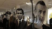 """James Bond's cover was a job at """"Universal Exports."""" (Alastair Grant/AP)"""