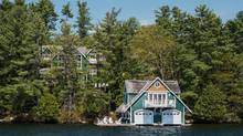 Although the family cottage can be linked with years of family memories, it doesn't mean your children want to go into business as co-owners. (James MacDonald/Bloomberg)