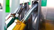 In the U.S., premium gasoline typically costs between 10 and 12 cents a gallon more than regular. (Luca Francesco Giovanni Bertolli/Getty Images/iStockphoto)
