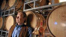 Much of John Hall's Forty Creek Confederation Oak Reserve will be sold through his website and boutique. SHERYL NADLER FOR THE GLOBE AND MAIL