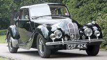 1947 Bristol 400 (Bristol Cars)