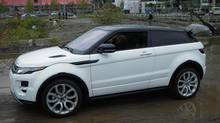 2013 Range Rover Evoque Pure Coupe (Ted Laturnus for The Globe and Mail)