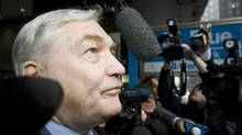 A file photo of Conrad Black in December, 2007. (Tom Hanson/The Canadian Press)