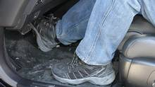 When it comes to floor mats, Peter Cheney has encountered nothing except disappointment.