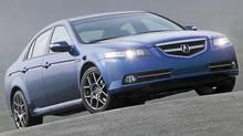 2008 Acura TL (Honda)