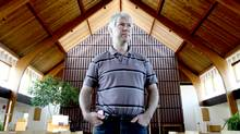 Mikhail Lennikov claimed refuge in Vancouver's First Lutheran Church in June, 2009, but departed on his own accord last August after negotiations with the Canada Border Services Agency. (Darryl Dyck/The Canadian Press)