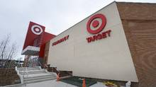 Exterior of a Target store in Mississauga. (Fred Lum/The Globe and Mail)