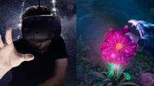 DreamCraft's virtual reality software allows users see their own hand movements and interact with each other, addressing the isolation and disembodiment challenges of other VR software. (DreamCraft)