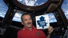 Jan. 6, 2013. Chris Hadfield tweets on the lockout deal Chris Hadfield is one of many fans happy with the end of the NHL lockout.