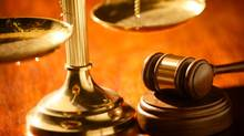 Scales of justice (Christine Balderas/iStockphoto)