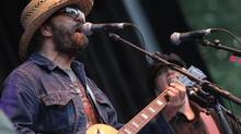 Daniel Lanois at last year's Greenbelt. (Glenn Lowson For The Globe and Mail)