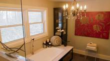 Susan Fleming's bathroom (Fernando Morales/The Globe and Mail)