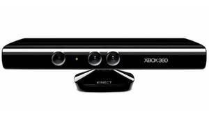 The Xbox 360-exclusive Kinect motion controller.