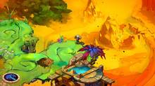 A screenshot from Microsoft's Summer of Arcade's Bastion (SuperGiant Games/Warner Bros)