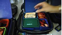 Let kids tell you what to pack in their lunch: If they don't like it, they won't eat it if you're not there. (Sheryl Nadler for The Globe and Mail)