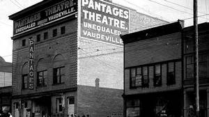 Pantages Theatre, Vancouver. c. 1912.