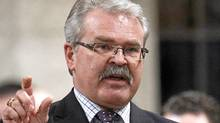 Federal Agriculture Minister Gerry Ritz (CHRIS WATTIE/Reuters)