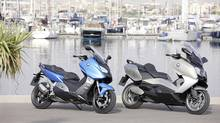 The BMW C600 Sport and C650 GT are an intriguing blend of practicality and performance.