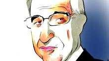 Lanny Davis is one of the more influential people you may have never heard of. (ANTHONY JENKINS/THE GLOBE AND MAIL)