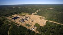 ConocoPhillips put its Alberta properties, which included a stake in the Surmont project, on the auction block in early 2012. (ConocoPhillips)