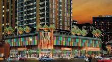 Edmonton City Council's green-lighting last month of the 45-storey Emerald condo tower slated for Jasper Avenue and 114 Street came amid controversy over both its height and the inclusion of above-grade parking. (jimmy.a)