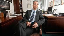 John DeGoey, a certified financial planner, portfolio manager and associate portfolio manager with Burgeonvest Securities of Toronto is seen in his office on April 7, 2011. JENNIFER ROBERTS FOR THE GLOBE AND MAIL (JENNIFER ROBERTS For The Globe and Mail)