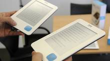 The Kobo comes populated with 100 free e-books, out-of-copyright classics, but has plenty of memory left for additional documents. (Kevin Van Paassen/Kevin Van Paassen/The Globe and Mail)