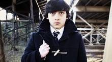 Craig Roberts portrays Oliver Tate in Submarine. (Dean Rogers/AP)