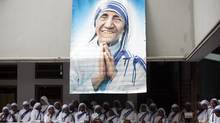 Generous, altruistic leaders -- the Mother Teresas among us -- might earn their followers' respect and affection, but in tough times, people look to more ruthless, self-serving leaders to carry them through a crisis, a new study shows. (JAYANTA SHAW/REUTERS/JAYANTA SHAW/REUTERS)