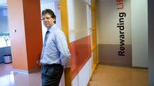 Groupe Aeroplan CEO Rupert Duchesne (Sami Siva)