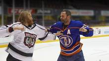 Wyatt Russell and Seann William Scott in Goon: Last of the Enforcers (Entertainment One)