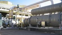 Ormat Technologies geothermal plant in Reno, Nev. (Ormat Technologies)