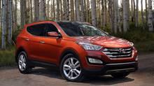 2014 Hyundai Santa Fe Sport (Hyundai)