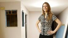 Cindy Wennerstrom quit her job in sales and marketing to indulge her passion for real estate four years ago. (Peter Power/Peter Power/ The Globe and Mail)