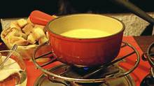 Fondue as served in a restaurant in Geneva (Cinda Chavich for The Globe and Mail/Cinda Chavich for The Globe and Mail)