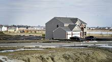 U.S. housing starts are at or near a 60-year low, despite that the American economy continues to improve. (Daniel Acker/Bloomberg/Daniel Acker/Bloomberg)