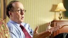 Morgan Stanley Asia chairman Stephen Roach