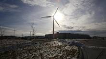 Today, wind energy costs 61 per cent less than it did in 2009. (Martha Irvine/AP)