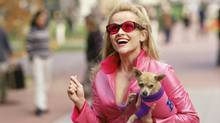 Reese Witherspoon played into stereotypes in Legally Blonde. (MGM)
