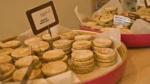 Find these award-wining morsels at Fabulous Welshcakes.