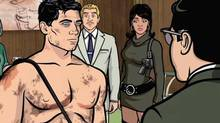 Archer on FX - created by Adam Reed