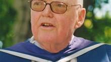 Carleton University professor David Farr.