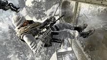 A screen grab form Call of Duty: Black Ops